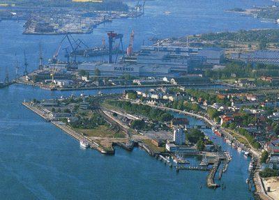 Seekanal Rostock