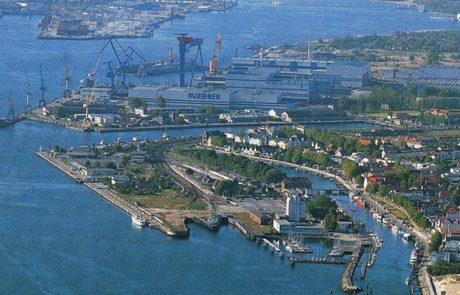 Sea Channel Rostock