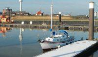 flachgehendes IMP-eigenes Messboot