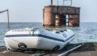 Schlauchboot für Außeneinsätze