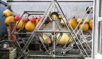 Geräteträger, Verankerungssysteme und Bojen für autarke Messungen