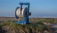 Brunnenpfeife für die Einmessung von Wasserständen in Pegelrohren