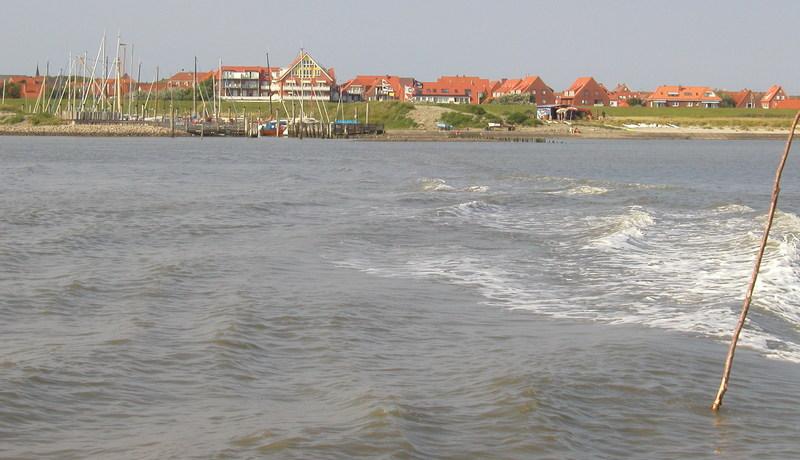 Alter Sportboothafen Juist