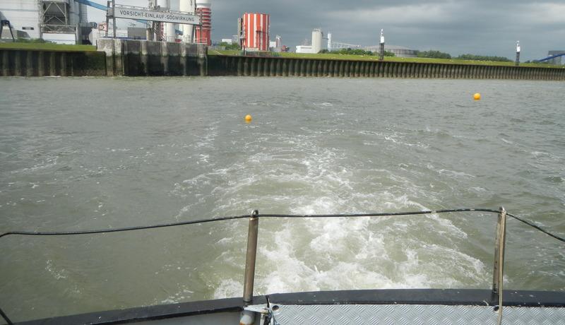 ADCP-Strömungsmessungen