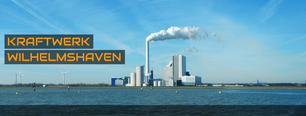 Kraftwerk Wilhelmshaven