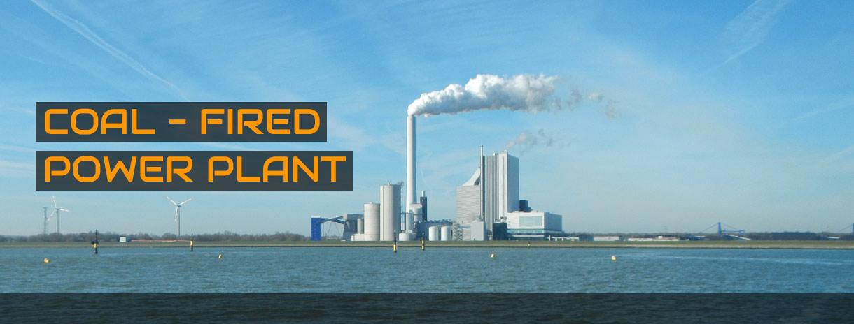 Coal-fired power plant Wilhelmshaven