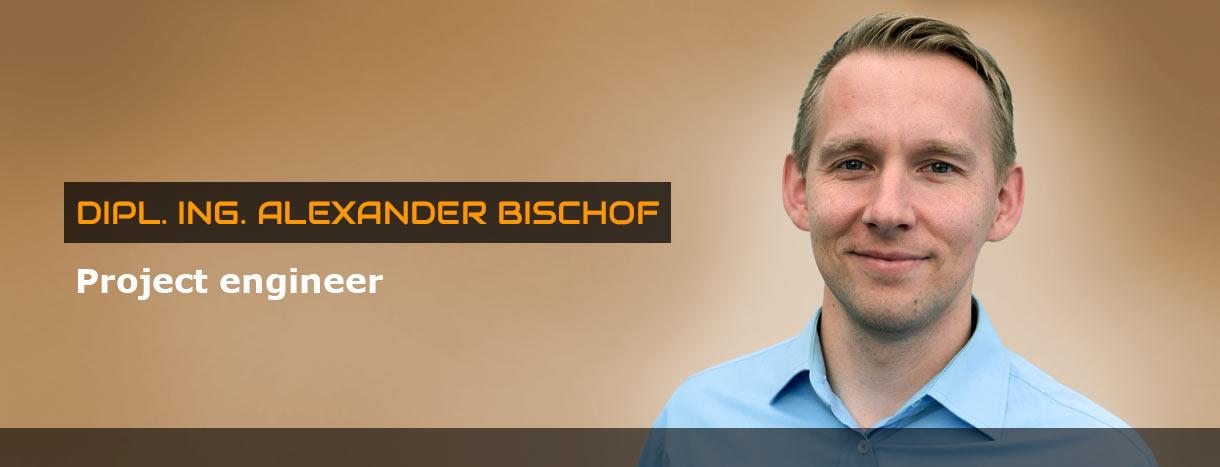 CV Alexander Bischof