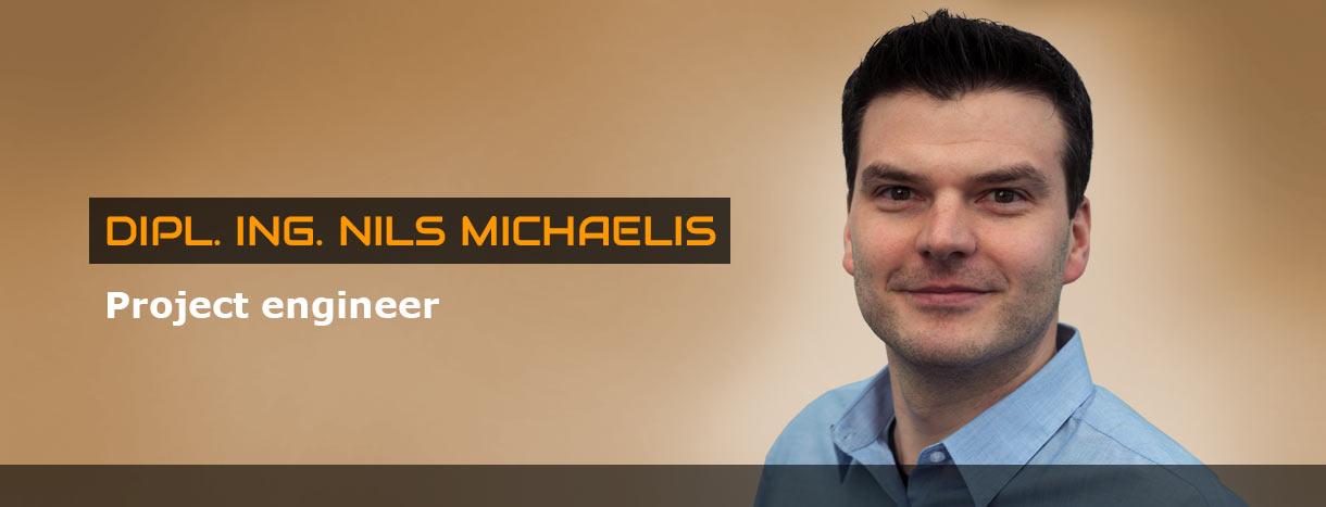 CV Nils Michaelis